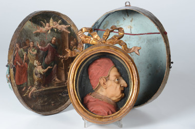 Minority or élite? Considerations on a wax collection between baroque and neoclassicism