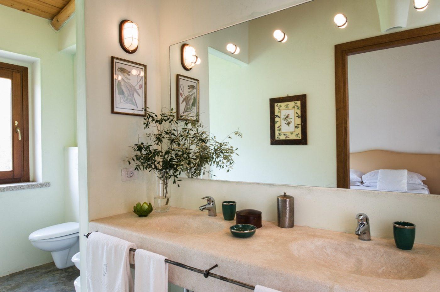 bagno guest house villa sardegna cambi aste