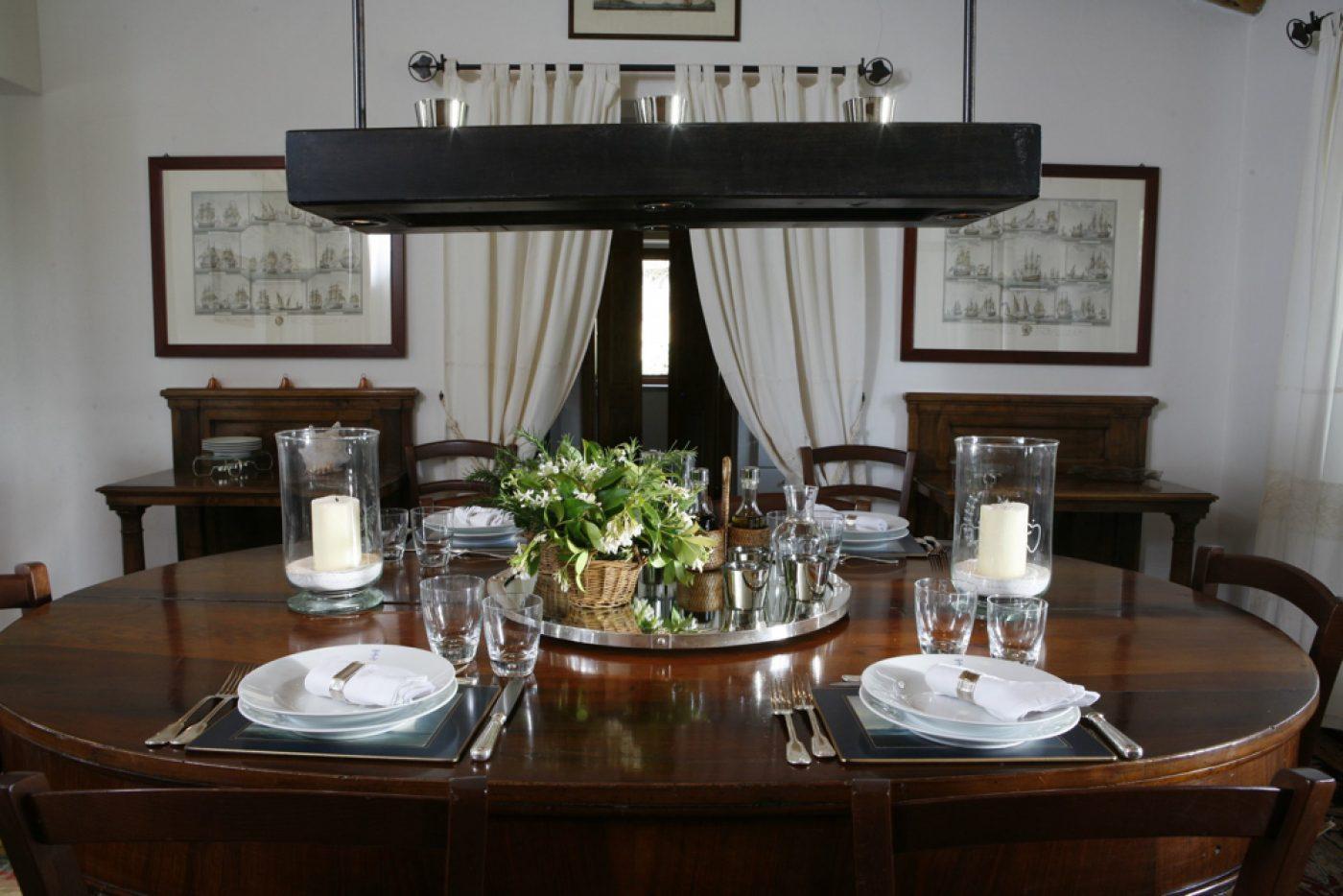 sala pranzo guest house