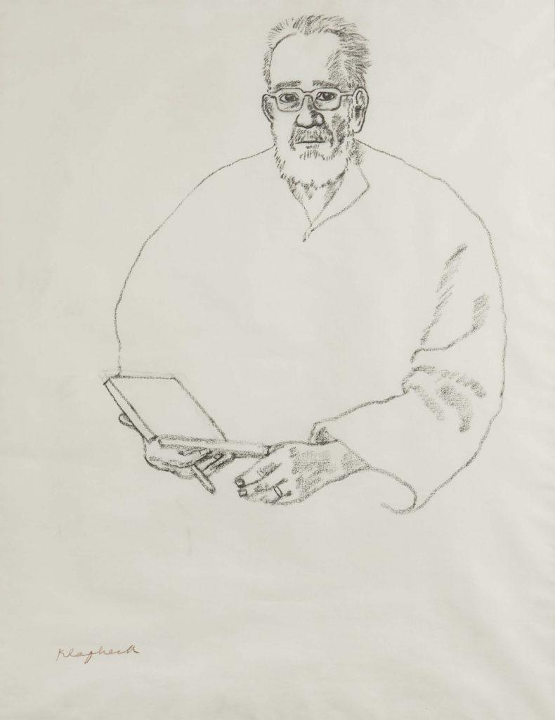 Arturo Schwarz - Konrad Klapheck