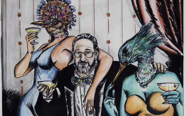 Arturo Schwarz - Max Hamlet Sauvage