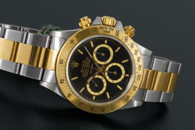 Rolex vs Patek – 5 Top Lot