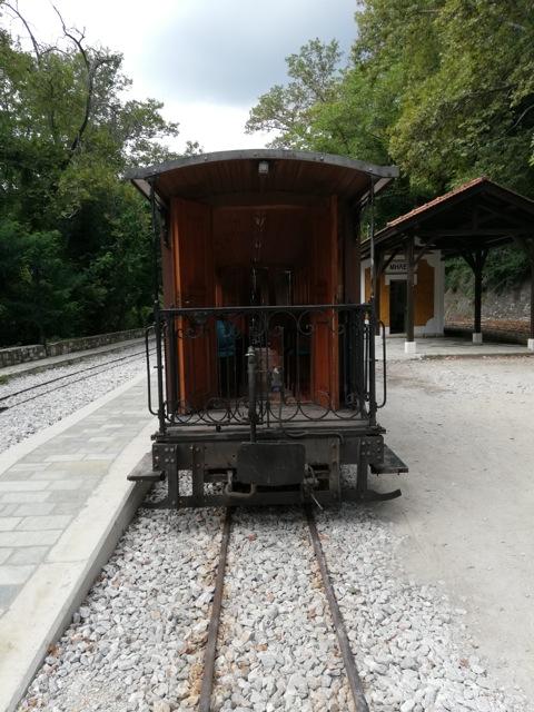 Il treno di de chirico