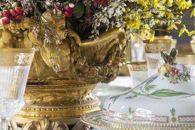 L'art de la Table: l'estetica della tavola