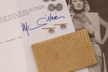 I gioielli di Marlene Dietrich