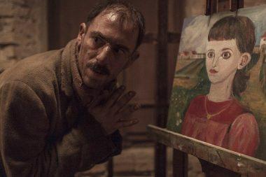 Antonio Ligabue – Ritratto di Elba