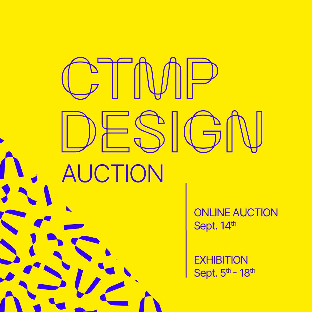 CTMP DESIGN AUCTION