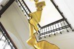 Golden Ribbon - Ingo Maurer