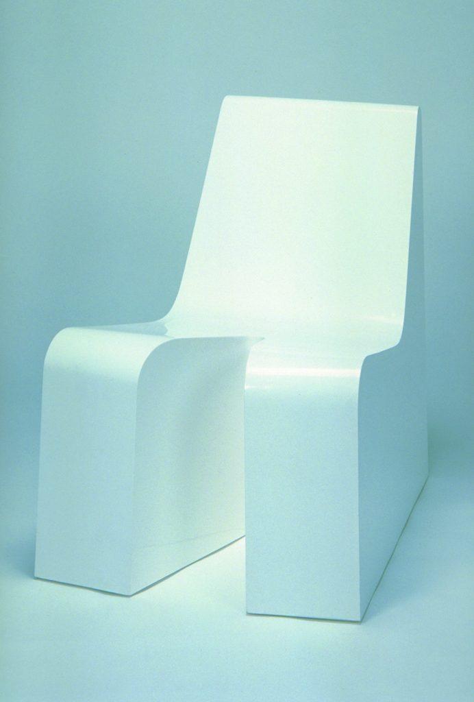 Richard Hutten, Seduta bianca limited edition