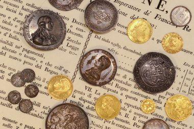 Collezionare monete: l'hobby dei re
